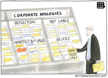 Corporate Apologies