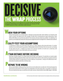 The Wrap Process