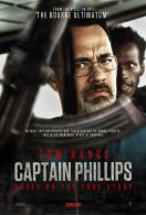 Captain Phillips Movie Poster