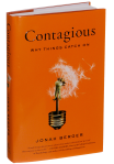 Contagious book image