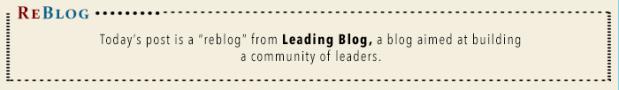 Leading Blog
