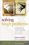 Solving Tough Problems book image
